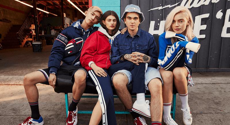 Tommy Hilfiger Streetwear