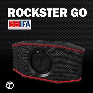 Teufel Bluetooth Lautsprecher Rockster Go