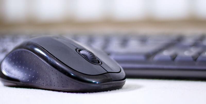 PC Maus und Tastatur