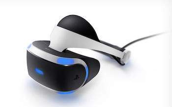 playstation vr virtual reality
