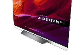 LG OLED Fernseher 65E8