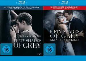 Media-Dealer.de Blu-ray Fifty Shades of Grey