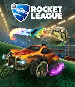 rocket league spiel