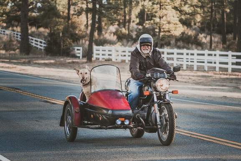 Motorrad Motorradgespann