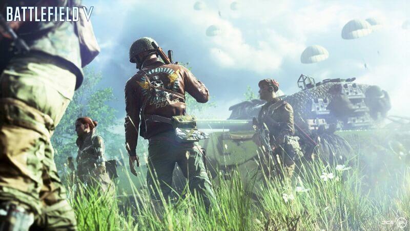 Battlefield 5 War Stories