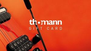 Thomann Geschenkgutschein