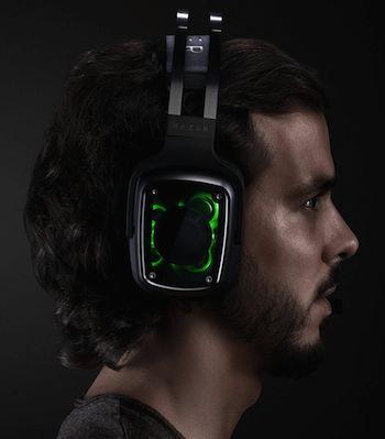 gaming headset razer tiamant