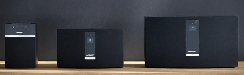 Bose SoundTouch 30 20 und 10
