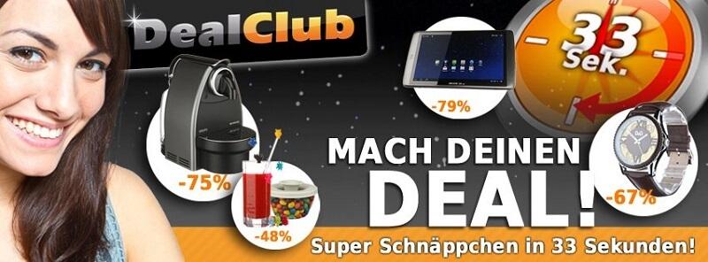 DealClub Super Schnaeppchen