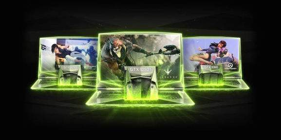 nvidia geforce grafikkarten