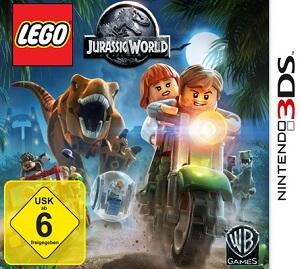 Nintendo 3DS Spiele LEGO Jurassic World