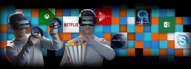 Lenovo VR Brille