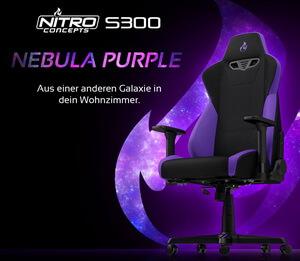 Caseking Gaming Stuhl Nitro Concepts