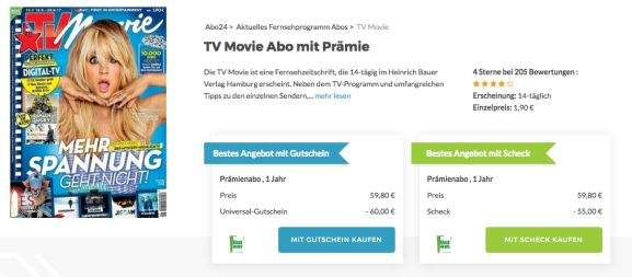 tv movie abo mit praemie