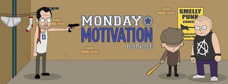 Indiegala Monday Motivation Bundle
