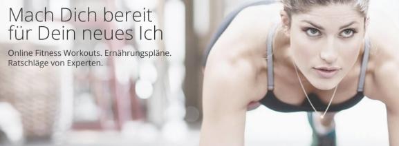 gymondo online fitness workout