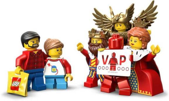 LEGO VIP Programm