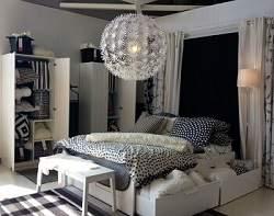 Schlafzimmer IKEA