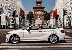 DriveNow BMW Auto Cabrio