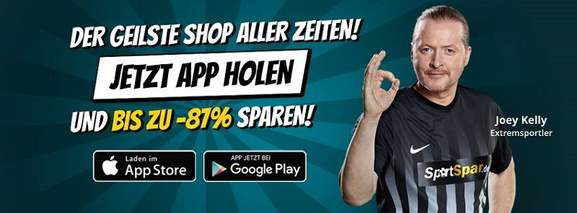 SportSpar Joey Kelly App