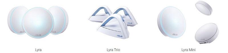 Mesh WLAN Router ASUS Lyra