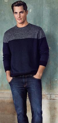 bugatti pullover jeans