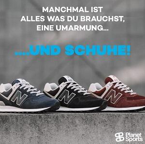 Planet Sports Schuhe