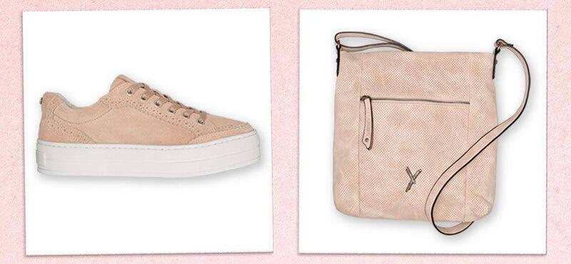 Roland Handtasche zum Schuh