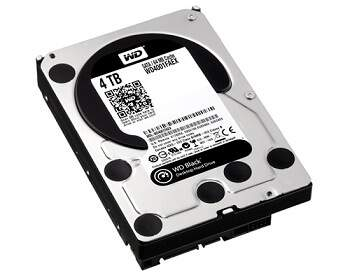 Western Digital WD Black 4 TB