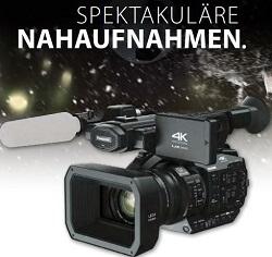 TECHNIKdirekt 4K Kamera