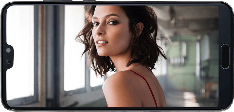 Huawei P20 Pro Bildschirm