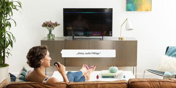 fire tv alexa fernbedienung