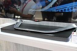 Soundbar LG Soundplate