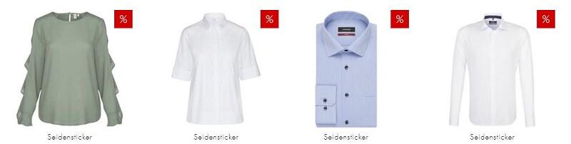 Seidensticker Blusen Hemden Sale