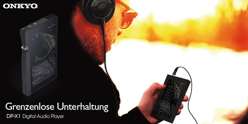 onkyo mobile player