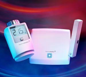 Heizkoerperthermostat Homematic IP Starter Set