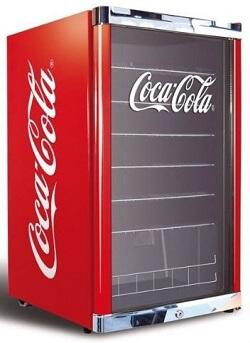 Coca-Cola Kuehlschrank