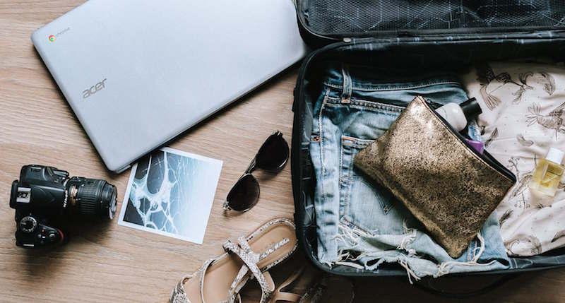 flug koffer handgepaeck