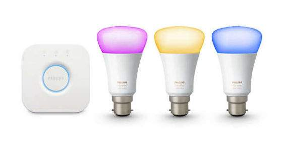 philips hue white and color-ambiance starter kit