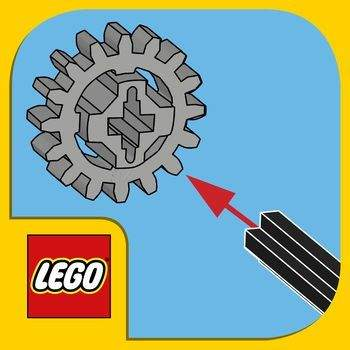 Lego Technic Building Instructions App