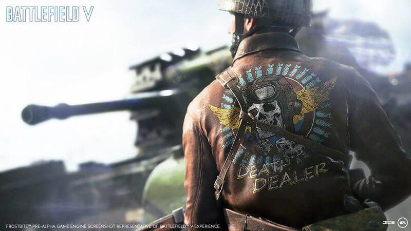 Battlefield V Pre Alpha