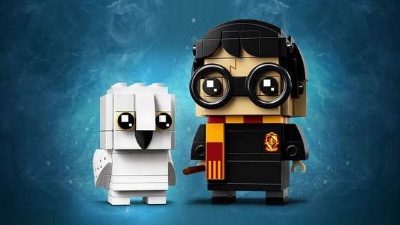Harry Potter LEGO Brickheadz