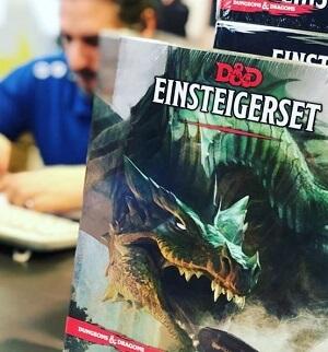 Gameware Dungeon & Dragons