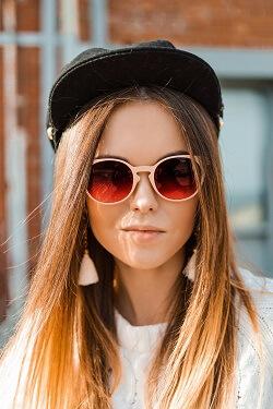 Brillen Sonnenbrille