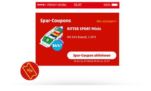 penny app coupon