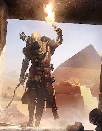 assassins creed origins story