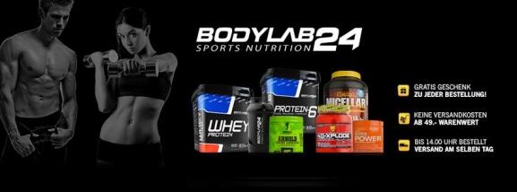 bodylab24 online-shop