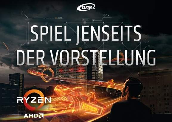 ONE.de AMD Ryzen