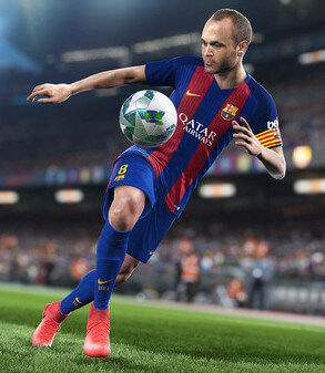 pro evolution soccer 2018 ps4 xbox pc