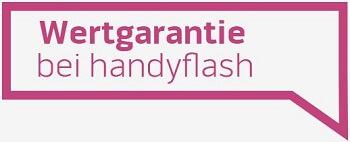 handyflash.de Wertgarantie